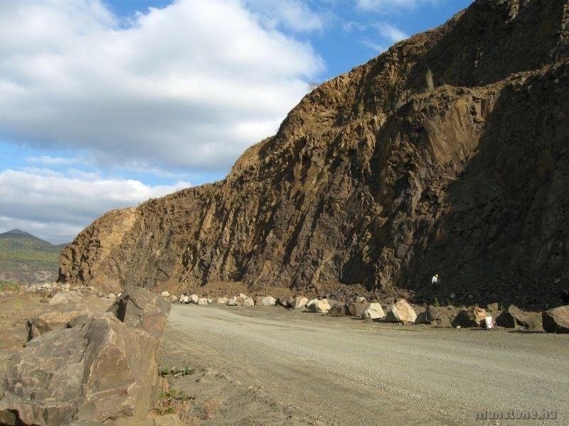 A bánya második szintjén