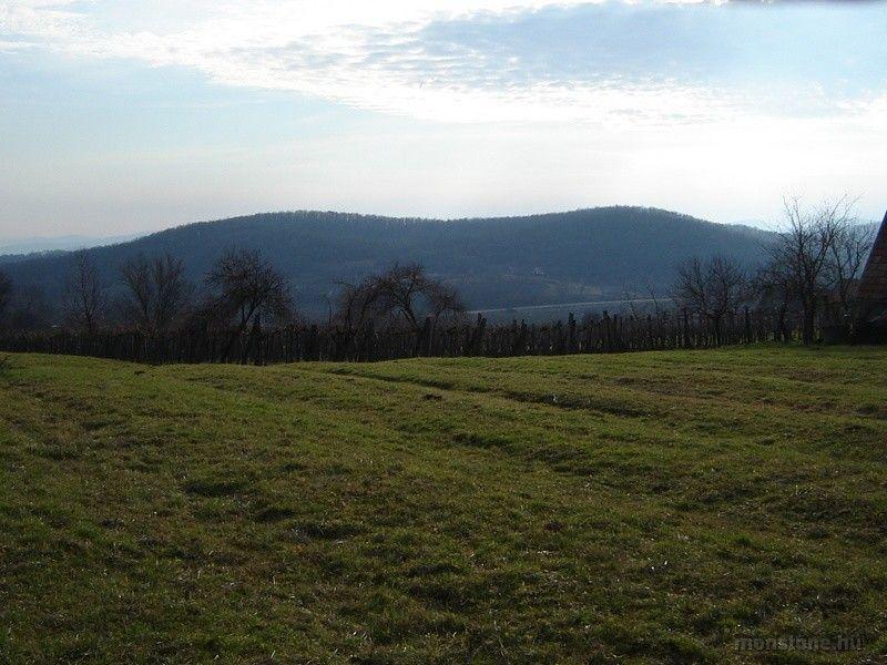 A Kopácsi-hegy látképe a Boncsos-tető felől