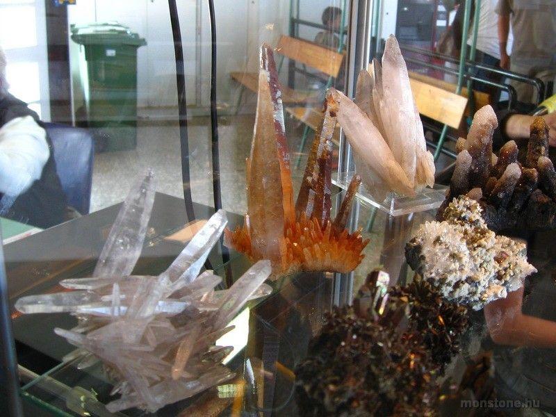 kiállítás selmeci ásványokból