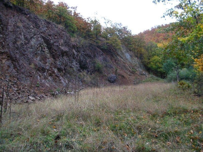 A Hosszú-völgy kőfejtője