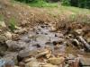 a patak még kimoshat újabb darabokat