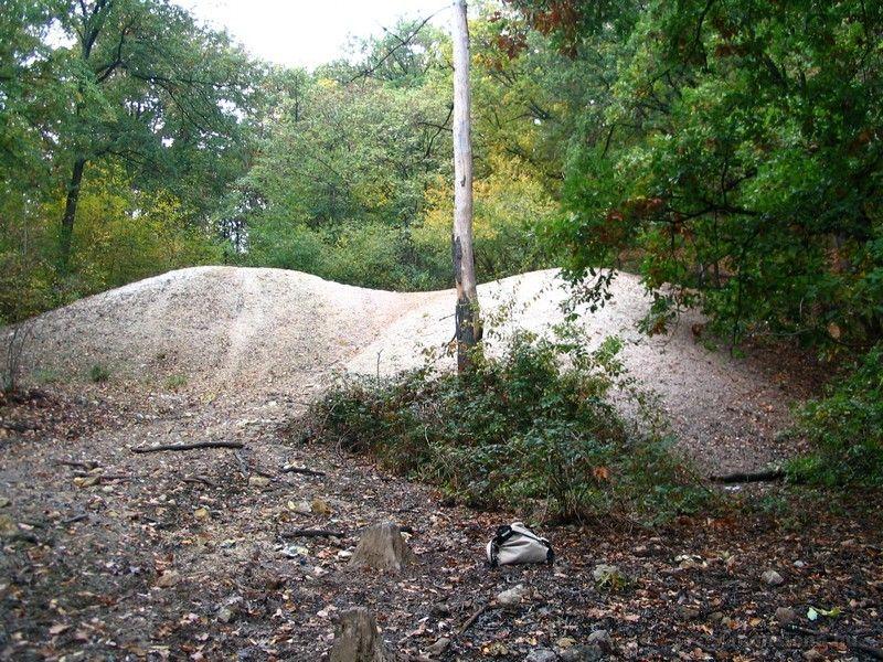 A Macskahegyi táró meddője