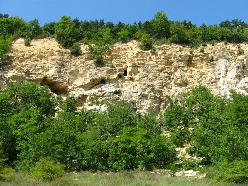 A Mátyás-hegyi kőfejtő
