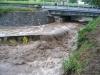 A Rák-patak kiöntött egy gyalogos aluljáróban