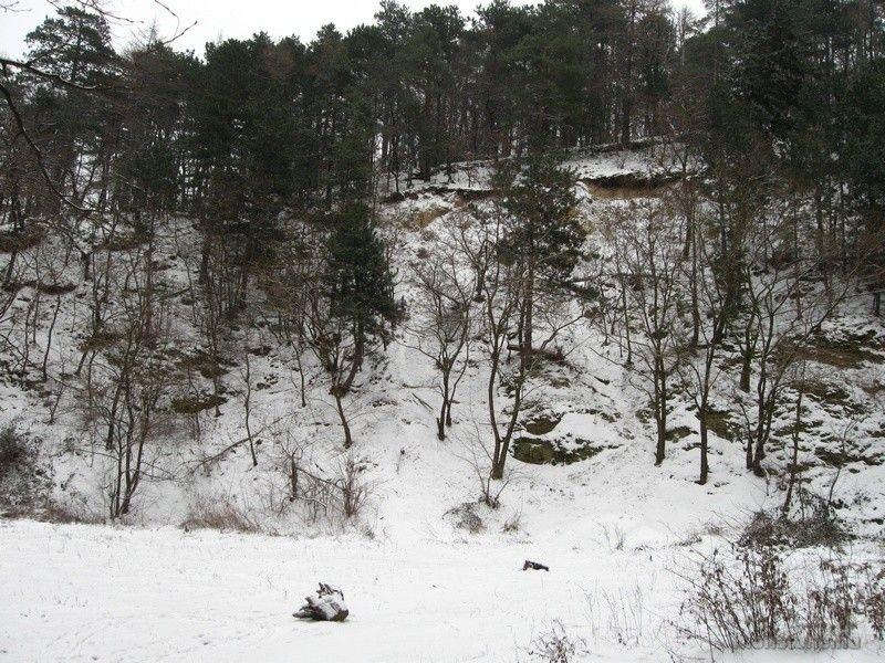 A Deák-kúti kőfejtő