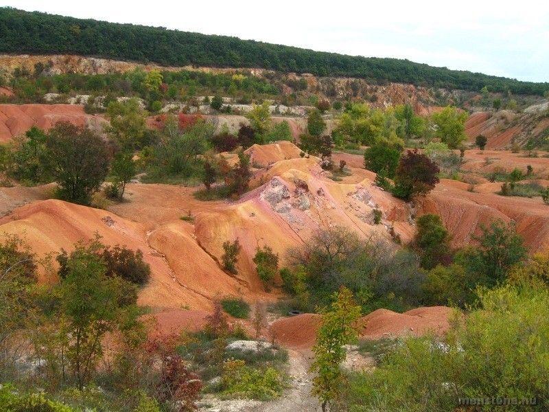 Őszi színek a Harasztos bányarészen
