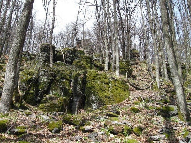 A névtelen szikla