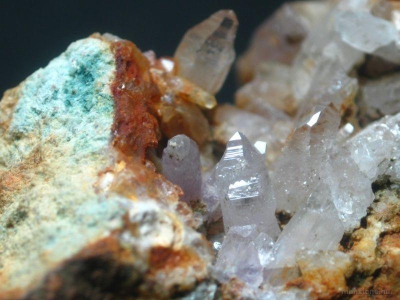 Hegyikristály a Kánya-hegyről